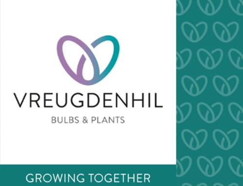 Vreugdenhil Bulbs & Plants presenteert nieuwe huisstijl!
